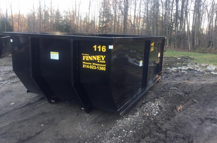 Dumpster Rentals Erie